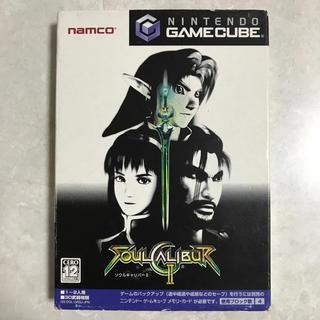 ニンテンドーゲームキューブ(ニンテンドーゲームキューブ)のGC ゲームキューブ ソウルキャリバー2(家庭用ゲームソフト)