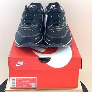 NIKE - NIKE AIR MAX 1 Sketch to Shelf BLACK