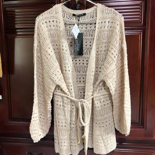 しまむら - 秋仕様 透かし編みカーディガン しまむら プチプラのあや てらさん