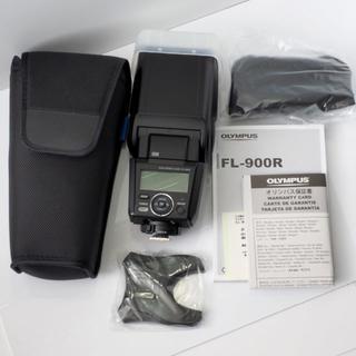 OLYMPUS - オリンパス エレクトロニックフラッシュ FL-900R