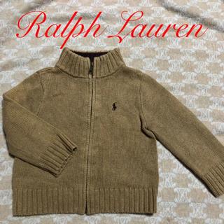 Ralph Lauren - Ralph Lauren ジップアップ