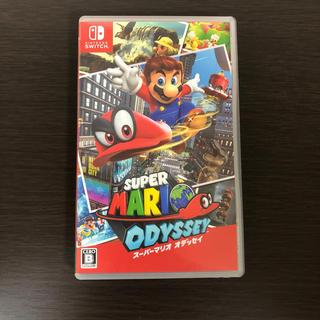 ニンテンドースイッチ(Nintendo Switch)のスーパーマリオ オデッセイ(家庭用ゲームソフト)