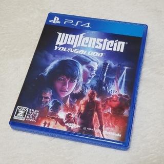 プレイステーション4(PlayStation4)のPS4 ウルフェンシュタイン ヤングブラッド(家庭用ゲームソフト)
