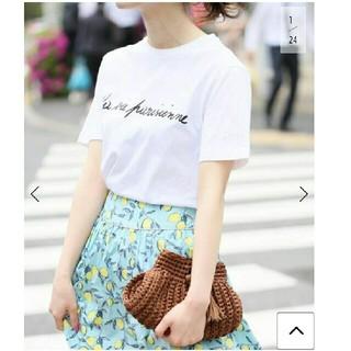 IENA - イエナロゴTシャツ