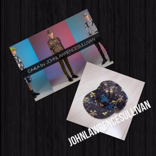 JOHN LAWRENCE SULLIVAN - 未使用※訳あり✨ジョンローレンスサリバン ×CA4LA キャップ