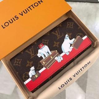 LOUIS VUITTON - LOUIS VUITTON 長財布 レディース