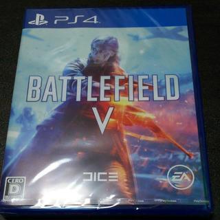 ★新品未開封★PS4 バトルフィールド5 Battlefield V(家庭用ゲームソフト)