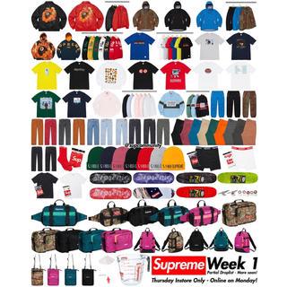 Supreme - supreme aw19