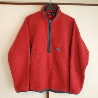 パタゴニア(patagonia)の00年代 patagonia jacket (red/M)(ブルゾン)