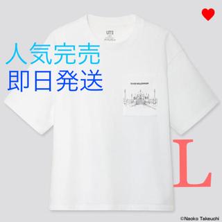 UNIQLO - 新品タグ付き未使用 ユニクロ UNIQLO 美女戦士セーラームーン Tシャツ