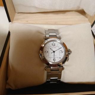 カルティエ(Cartier)の極美品♥️カルティエ パシャ(腕時計)