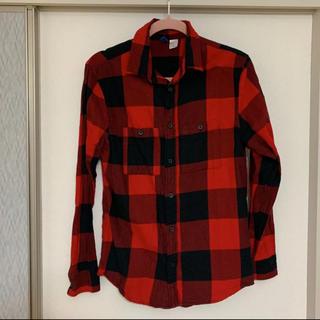 エイチアンドエム(H&M)の美品✿H&M チェックシャツ(シャツ)
