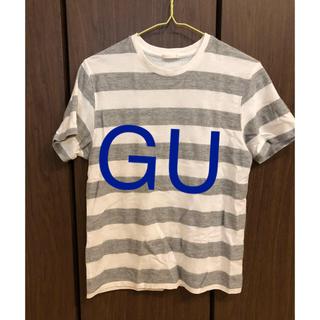 GU - ボーダーTシャツ GU