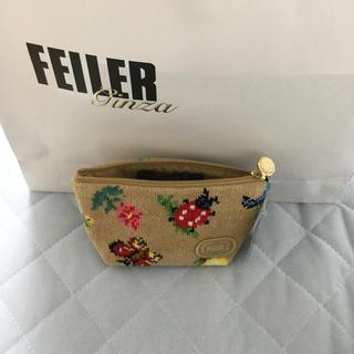 FEILER - フェイラー ポーチ