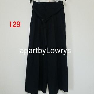 アパートバイローリーズ(apart by lowrys)の129♡apartbyLowrys ベルト付きパンツ(カジュアルパンツ)