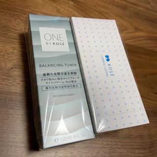 KOSE - ONE BY KOSE バランシングチューナー 120ml
