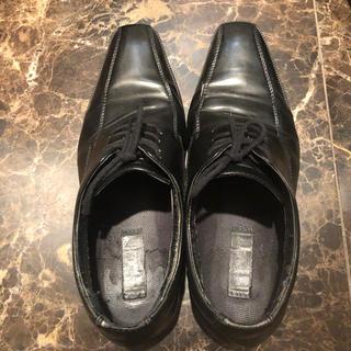 ビジネスシューズ 革靴 25.5 メンズ❗️(ドレス/ビジネス)