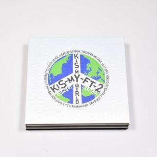 Kis-My-Ft2 - 美品◆Kis-My-Ft2◆KIS-MY-WORLD◆LIVE DVD◆初回