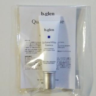 ビーグレン(b.glen)のビーグレン QuSomeホワイトエッセンス〈美容液〉5ml(美容液)