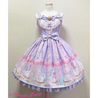 Angelic Pretty - Dolly Cat ジャンパースカート セット
