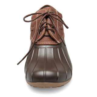 新品高級本革製レディースファッションレインブーツ、滑り防止、ヨーロッパタイプ(レインブーツ/長靴)