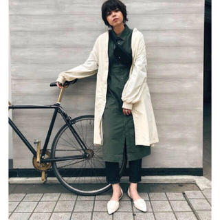 moussy - MOUSSY 【LIGHT LONG BLOUSON】