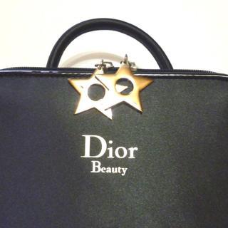 ディオール(Dior)の新品Diorバッグとポーチメイク道具入れコスメビューティーノベルティー(ハンドバッグ)