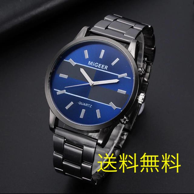 セール❗️MIGEER メンズ 腕時計の通販 by O's  SHOP|ラクマ