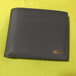 ラコステ(LACOSTE)のラコステ 財布(折り財布)