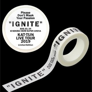 KAT-TUN - KAT-TUN マスキングテープ マステ 宮城