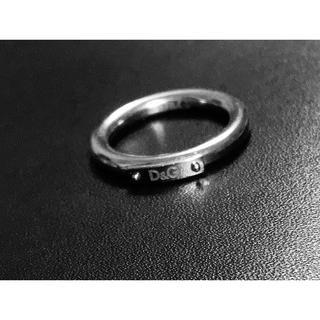 ドルチェアンドガッバーナ(DOLCE&GABBANA)の  DOLCE&GABBANA  指輪  11号(リング(指輪))