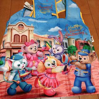 Disney - 香港ディズニーランド ダッフィーフレンズ エコバッグ