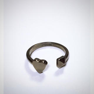 COACH - COACH  指輪  ブラック