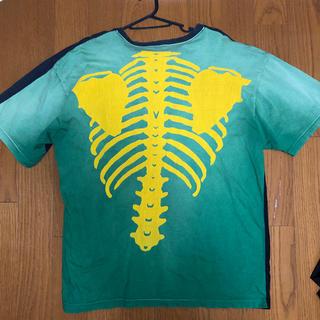 キャピタル(KAPITAL)のKapital kountry 天竺 2TONE BIG T(BONE)(Tシャツ/カットソー(半袖/袖なし))