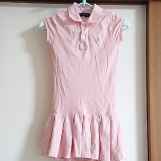 Ralph Lauren - ラルフローレン ワンピース 120 ポロシャツ