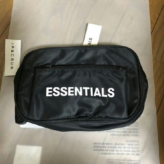 FEAR OF GOD - FOG ESSENTIALS Crossbody Bag ショルダーバッグ
