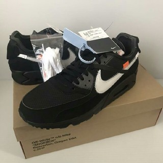 OFF-WHITE - THE 10 NIKE AIR MAX 90 off white