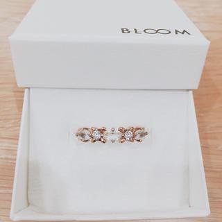 ブルーム(BLOOM)のfujisanさま専用 BLOOM シルバーホワイトクォーツリング(リング(指輪))