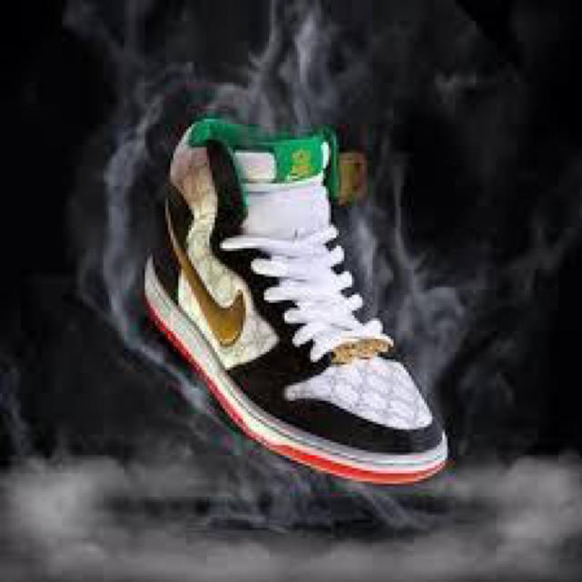 reputable site d2629 9c2f4 Nike Dunk High SB
