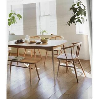 無印良品ダイニングテーブルセット(ダイニングテーブル)