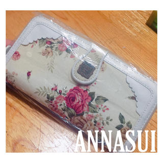 ANNA SUI - ANNASUI新品長財布