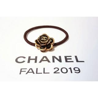CHANEL - 44 シャネルロゴ/ヘアゴム