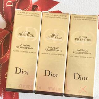Dior - 新品♡5000円相当!Dior高級ライン♡ホワイトコレクション✨高機能クリーム