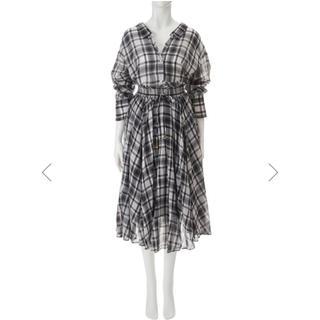ココディール(COCO DEAL)のまゆ様専用  ココディール   チェックシャツとスカートのセットアップ(セット/コーデ)