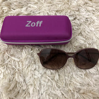 ゾフ(Zoff)のcha-chan様専用  Zoff  今年購入 試着のみ サングラス(サングラス/メガネ)