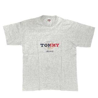 TOMMY HILFIGER - TOMMY HILFIGER トミーヒルフィガー Tシャツ 90s 刺繍