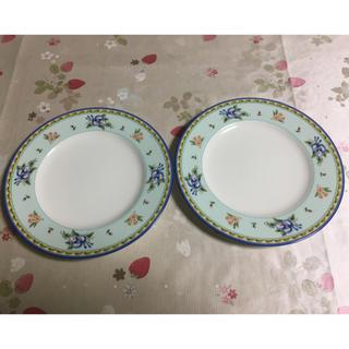 Tiffany & Co. - 【発送可】値下げ!!ティファニー デザート皿2枚