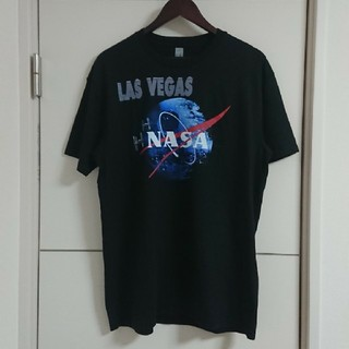 NASA ナサ Tシャツ アメリカ航空宇宙局 古着