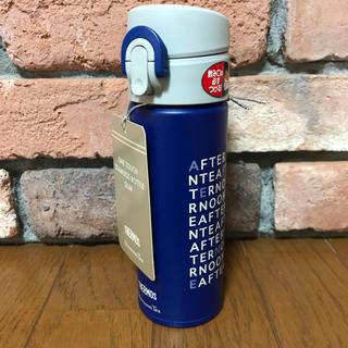 アフタヌーンティー(AfternoonTea)の【未使用】⭐️ アフタヌーンティー×サーモス ステンレス製魔法瓶⭐️(水筒)
