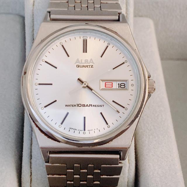 ミュウミュウ バッグ wear | ALBA - SEIKO ALBA腕時計の通販 by 888プロフ必読|アルバならラクマ